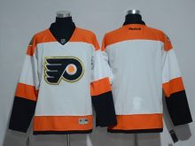 2016 NHL Philadelphia Flyers 50th Anniversary White Jerseys