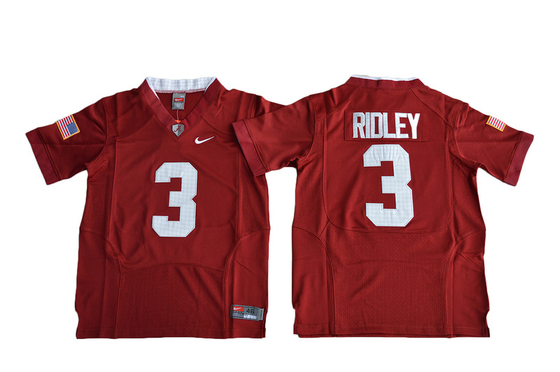 new product 02a74 42e04 Youth Alabama Crimson Tide Calvin Ridley 3 College Football ...