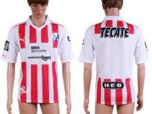 2016-2017 club Monterey special edition White AAA+Soccer Jersey
