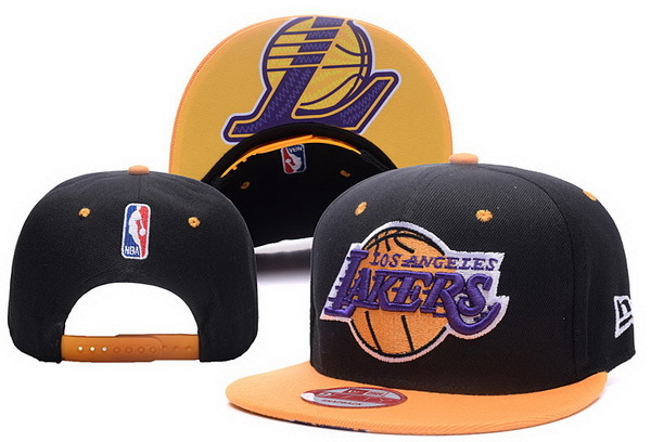 2017 NBA Los Angeles Lakers Snapback xdfmy 0411