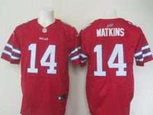 Buffalo Bills 14 Watkins Red 2015 Nike Elite Jerseys