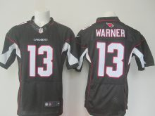 NFL Arizona Cardinals 13 Warner Black Nike Elite 2016 jerseys