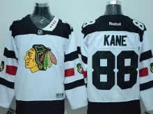 NHL Chicago Blackhawks 88 Kane White 2016 Jersey