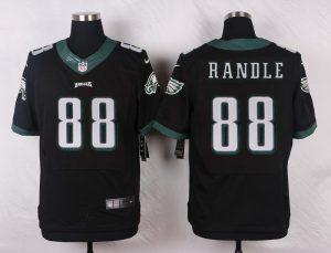 Philadelphia Eagles 88 Randle Black 2016 Nike Elite Jerseys