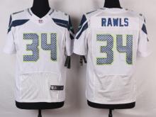 Seattle Seahawks 34 Rawls White 2016 Nike Elite Jerseys