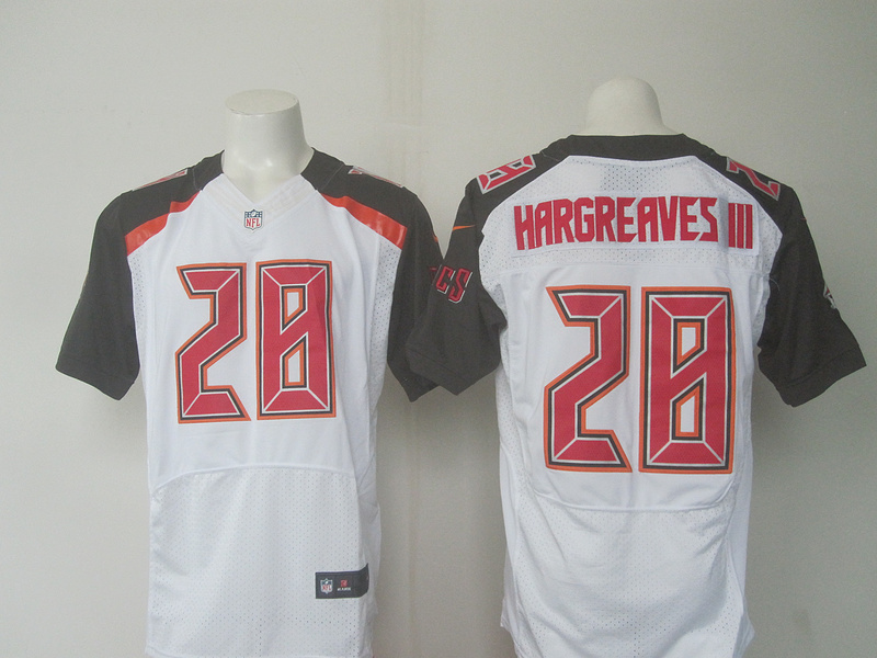 Tampa Bay Buccaneers 28 Hargreaves III White 2016 Nike Elite Jerseys