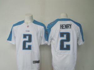 Tennessee Titans 2 Henry White 2016 Nike Elite Jerseys