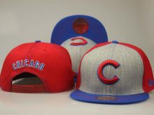 2017 MLB Chicago Cubs Snapback LTMY1