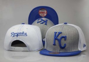 2017 MLB Kansas City Royals Snapback LTMY1
