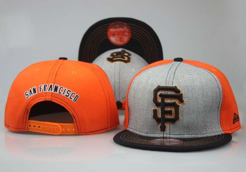 2017 MLB San Francisco Giants Snapback LTMY1