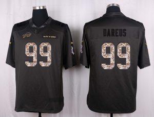 Buffalo Bills 99 Dareus 2016 Nike Anthracite Salute to Service Limited Jersey