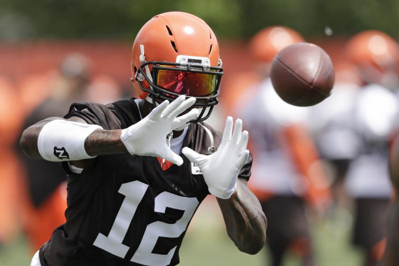 Josh Gordon Won t Be at Browns Training Camp as Part of Treatment   Doing  Great  a3bb03635